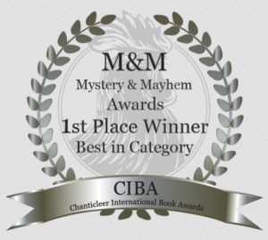 1st Place Mystery & Mayhem Awards